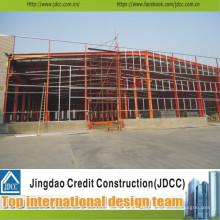 Fabrikations-Bau China-Stahlkonstruktions-Gebäude