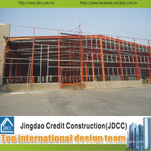 Fabrication Construction China Steel Structure Building