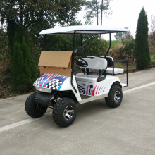 4 καθίσματα off-road powered gascart