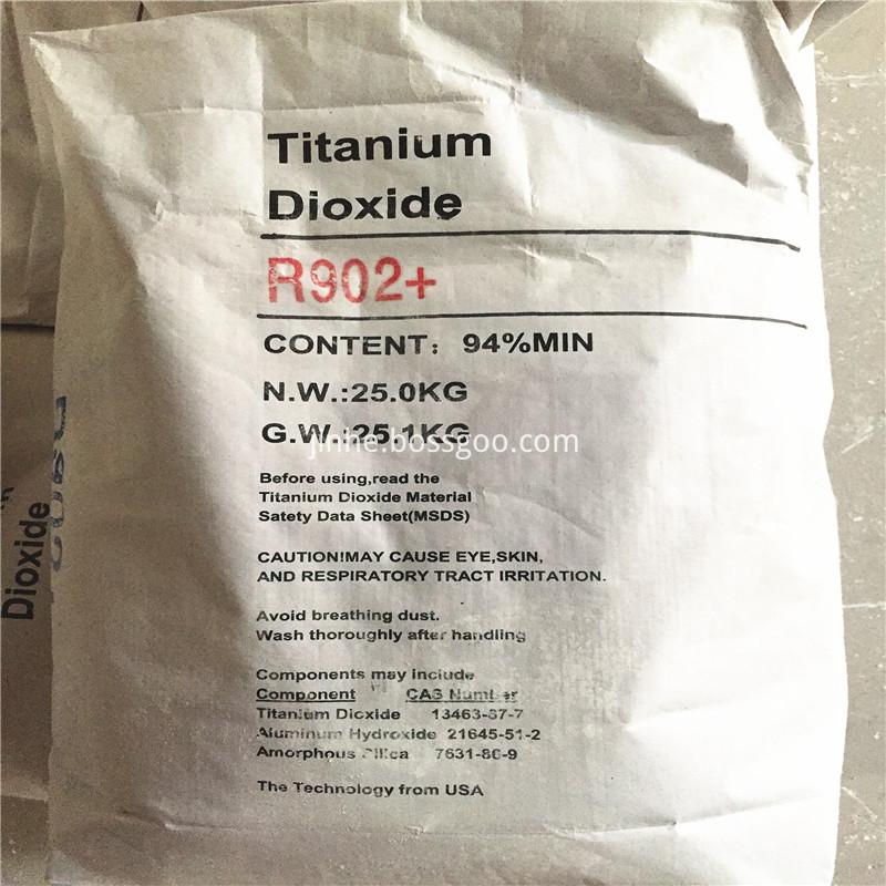 Titanium Dioxide Rutile 902
