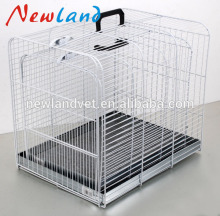 excellent galvanized cat carriers for cat in veterinary instrument