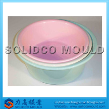 Basin mould for universally