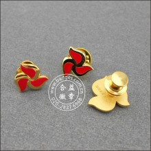 Windmühlenform kleines Abzeichen, niedlicher Revers Pin (GZHY-LP-042)
