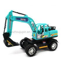 OEM Plastic Kids Children Sand Excavator Toy Car