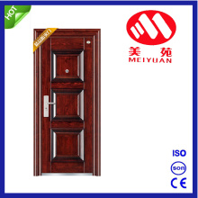 Hot Modern Steel Security Front Door for House