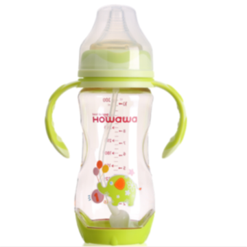 Heat Sensing Baby Nursing Milk Botol 10oz