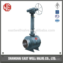 Carbon steel welding ball valve