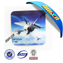 Promotional Personalized Custom Lenticular 3D Fridge Magnet
