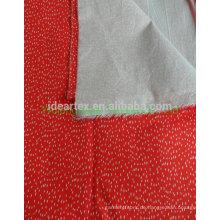 Kleidungsstück Baumwollstoff drucken