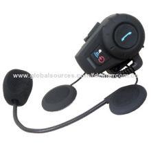 Motorcycle Bluetooth Intercoms with 500 Meters Talking Range