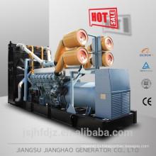 1.5mw работает на S16R-PTA2Japanese оригинал Mitsubishi генератор 1500 кВт