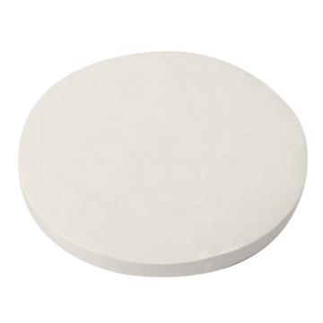 Оптовая круглая бумага для выпечки 34см абсорбирующая бумага для барбекю