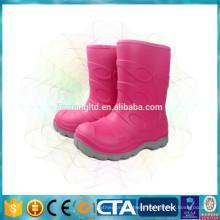 non slip kids cute rain boots