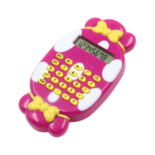 8 Digit Cute Candy Shape Calculator with Maze Game