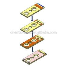 China Laser Epilator 808nm Diode Stapel pro Bar 100W