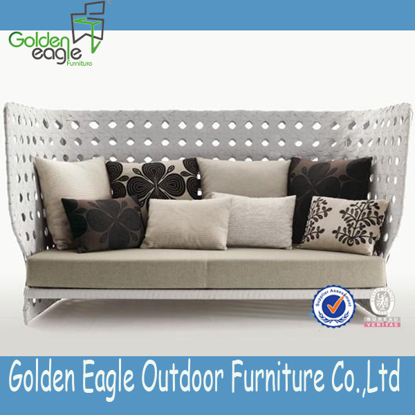 WICKER OUTDOOR ALUMINIUM FORNITURE