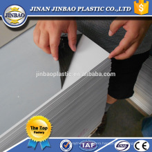 2mm 3mm rigid pvc offset printing sheet for outdoor sign board