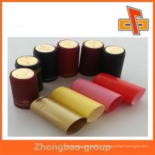 Matériau non rechargeable et plastique, pvc Matériau bouchon de bouche thermorétractable