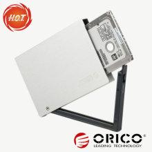Boîtier HDD en aluminium à alliage d'aluminium de 2,5 pouces