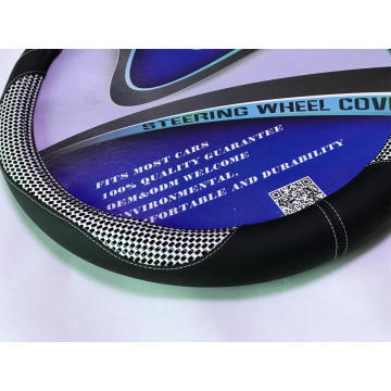 Car PU steering wheel covers