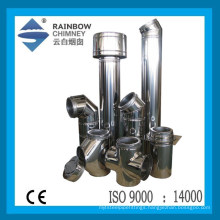 Double Insulated Stainless Steel Chimney