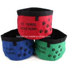 Dog Bowl Water Oxford Accessories Cat Pet Bowl