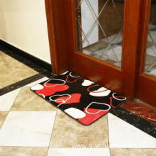 Top Quality Kitchen Floor Pvc Dots Backing Mats