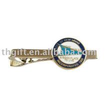 As barras de amarração de metal macio com logotipo personalizado