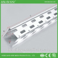 Arco flexível arco de metal revestido de metal galvanizado