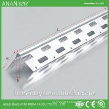 flexible archway drywall metal trim galvanized corner bead
