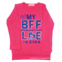 Spring Children Girl Camiseta para niños Ropa