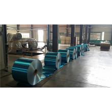 Blaue Farbe Hydrophile Aluminiumfolie