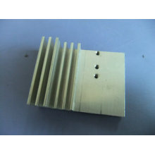 CNC Machinery Aluminium Heizkörper in günstigen Preis Qualität