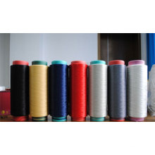 Raw White&Dyed 100% Polyester Sewing Thread