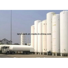 Good Quality Lox, Lar Lin Staineless Steel Storage Tank with Good Valves Approved by ASME