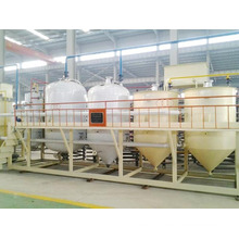 2014 nova geração venda quente comestível refinado óleo de palma máquina com preço considerável