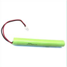 Tamaño de la batería recargable de Nimh 18700 2.4v 4000mah