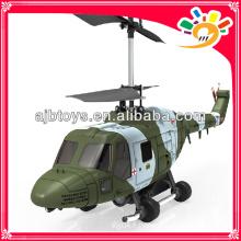FPV RC 4CH Hélicoptère Lynx de Westland H201D 250 Capacité Coaxial FPV Helicopter