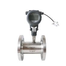 Medidor de vazão oval da carcaça do ferro da engrenagem de DN50mm para o óleo de motor