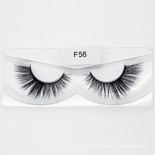 Wholesale Top Quality 3D 5D Faux Fur Eyelashes in Custom Packaging with Factory Price