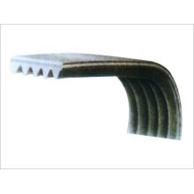 Ребристые резиновый зубчатый ремень