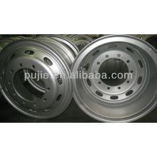 8.5-24 Tube wheel Steel rim for Truck