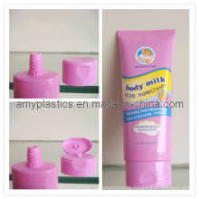 Tubos ovais para pele cuidados produtos, tubo de 150ml Design Oval (45BG19/B4522)