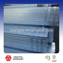 Galvanized Square Steel Pile/ Hollow Section/Rectangular Pipe