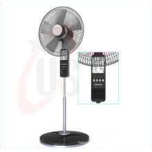16 Inch 12V Rechargeable Stand Fan, Music Fan (USDC-464)