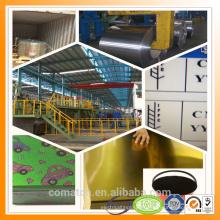 impressão folha de Flandres para coroa tampões e produção de latas
