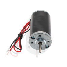 Hoge snelheid elektrische auto motor gelijkstroom motor 24v