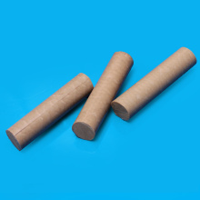 10mm Diameter Pure Plastic PTFE Rod