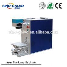 Fiber Laser Marking Machine System