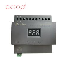 pantalla led panel de atenuación de luz hotel rcu